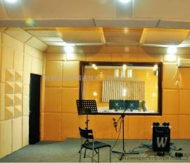 录音棚吸声设计、录音棚建筑声学改造