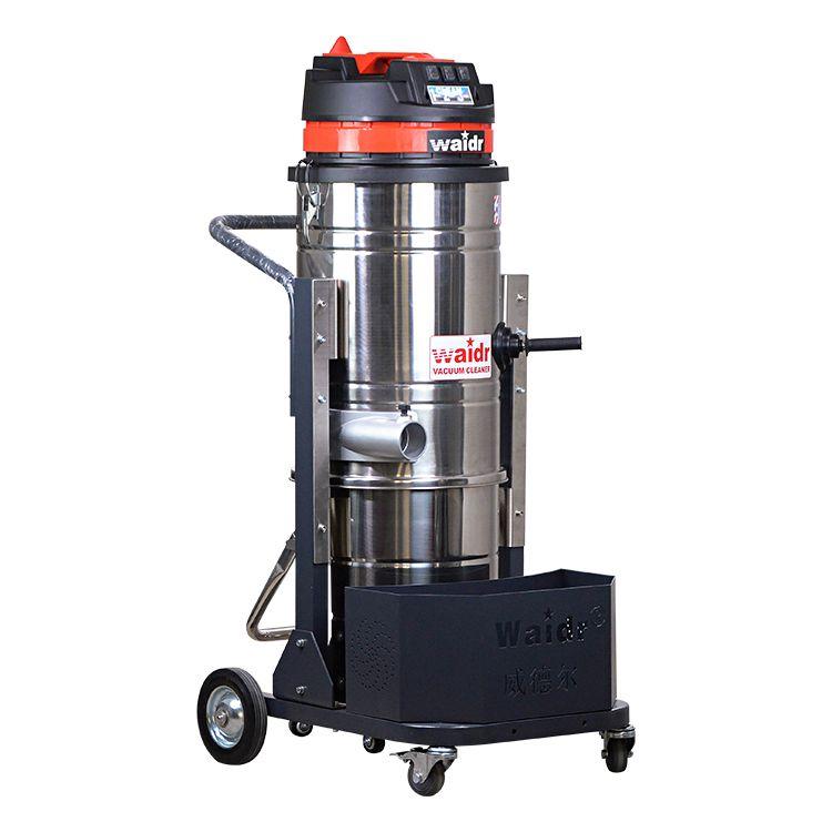 工业厂房用大型吸尘器威德尔WX3610上下分离桶吸尘设备现货