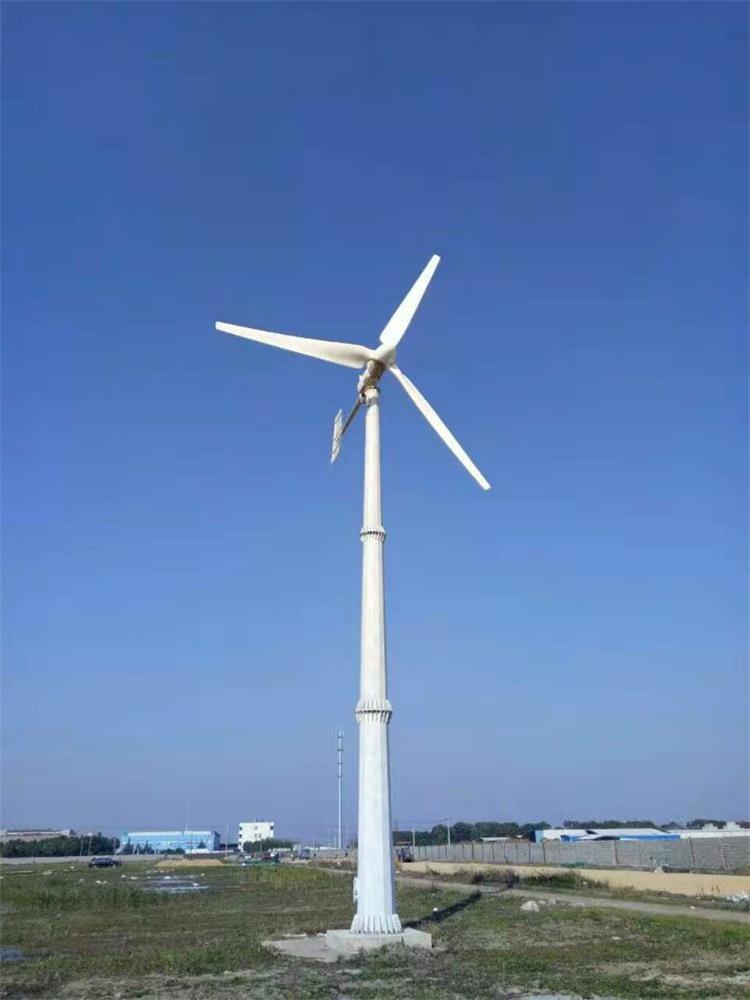 10kw永磁三相交流发电机中小型风力发电机