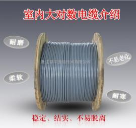 HYA通信电缆|HYA室外大对数通讯电缆厂家