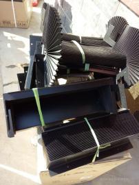 雕刻机专用风琴防尘护罩|雕刻机风琴防护罩不变形