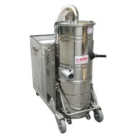 长时间工作配合设备用吸颗粒焊渣铁屑用吸尘器威德尔WX100/55