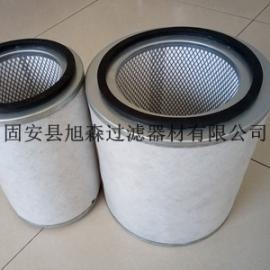 活性炭纤维毡高效吸附滤筒_耐高温烧结毡吸附型滤筒