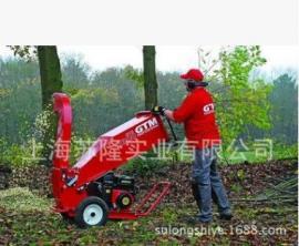 汽油动力树枝粉碎机GTS1300S、树木枝条切碎机碎木机