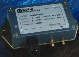 alpha168微差压变送器,alpha压差传感器