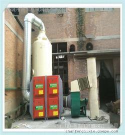 槽坊脱硫塔/耐高温、耐耗的脱硫清灰塔