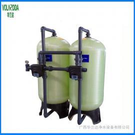 全自动软化水设备 华兰达环保品牌 大型锅炉除水垢设备