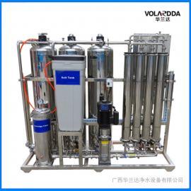 小型海水淡化设备 反渗透高盐水淡化反渗透除盐设备华兰达厂家
