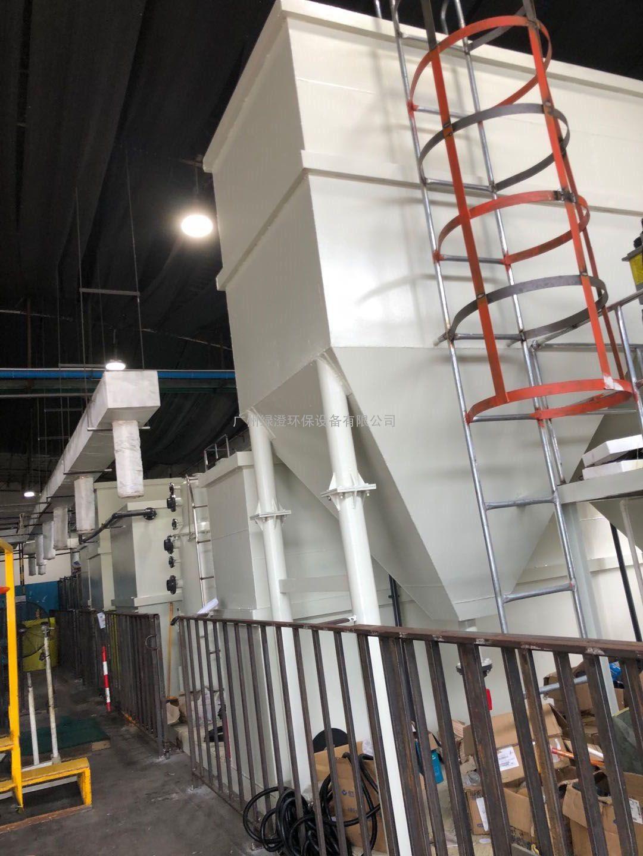 汽配厂乳化油切削液清洗废水处理设备中水回用零排放净化处理装置