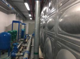 小区生活给水泵组