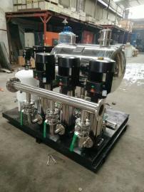 无水池变频增压泵
