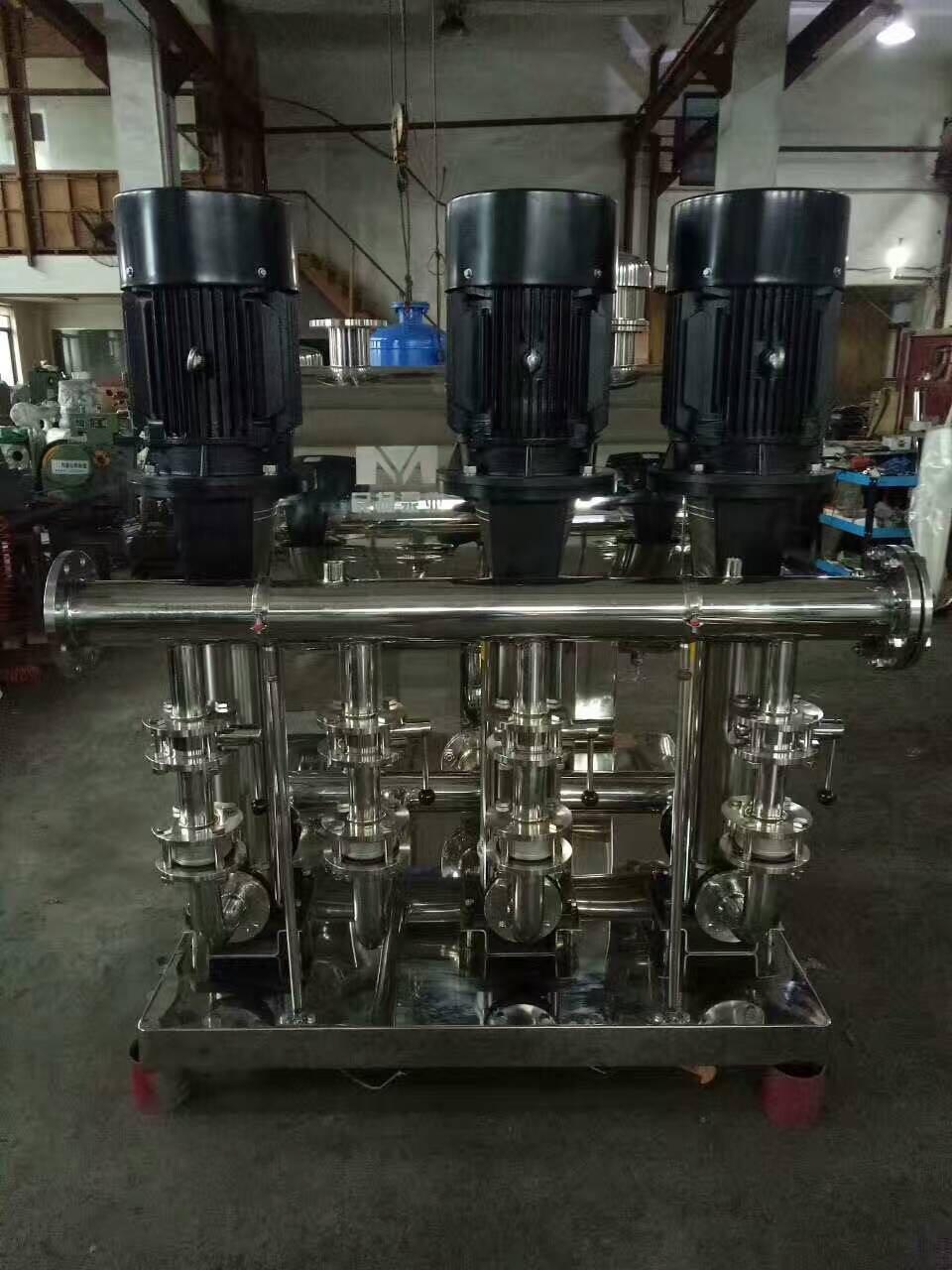 成套生活供水泵�M