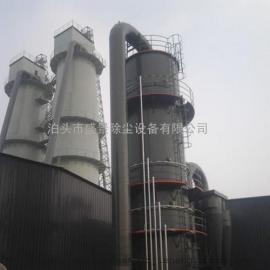 煤气发生炉电捕焦油器|碳素厂电捕焦油器维修、改造