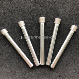 STRAUSS金刚石电镀磨棒 PM2.5-01 修整圆柱磨头