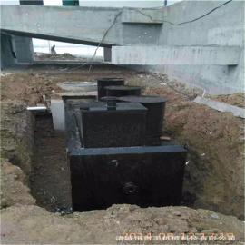 石油化工废水处理设备安装指导