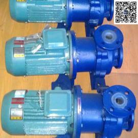 直销CQB16-12-80F磁力泵,氟塑料磁力泵