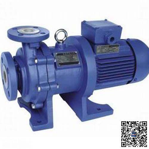 直销CQB65-50-125F氟塑料衬里磁力泵_CQB-F磁力泵
