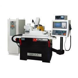 捷众机床自动化设备方案数控外圆磨床MK135可装上下料机械手