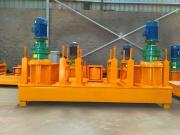 液压H型钢弯拱机使用方法