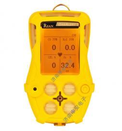 便携式四合一气体检测仪多气体检测
