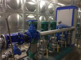 无负压稳流变量分压给水设备