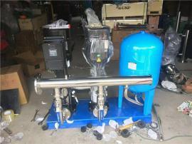 高区变频供水泵组