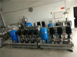 无负压管网增压稳流变频给水设备