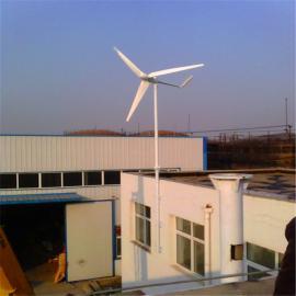 低速大扭矩发电机3kw小型家用风力发电机晟成厂家