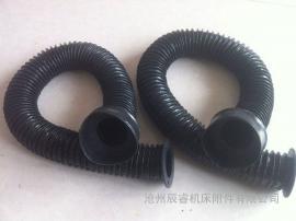 液压缸丝杠防护罩|液压机械光杆丝杠防护罩加工