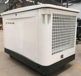 德国进口15千瓦天然气多燃料发电机