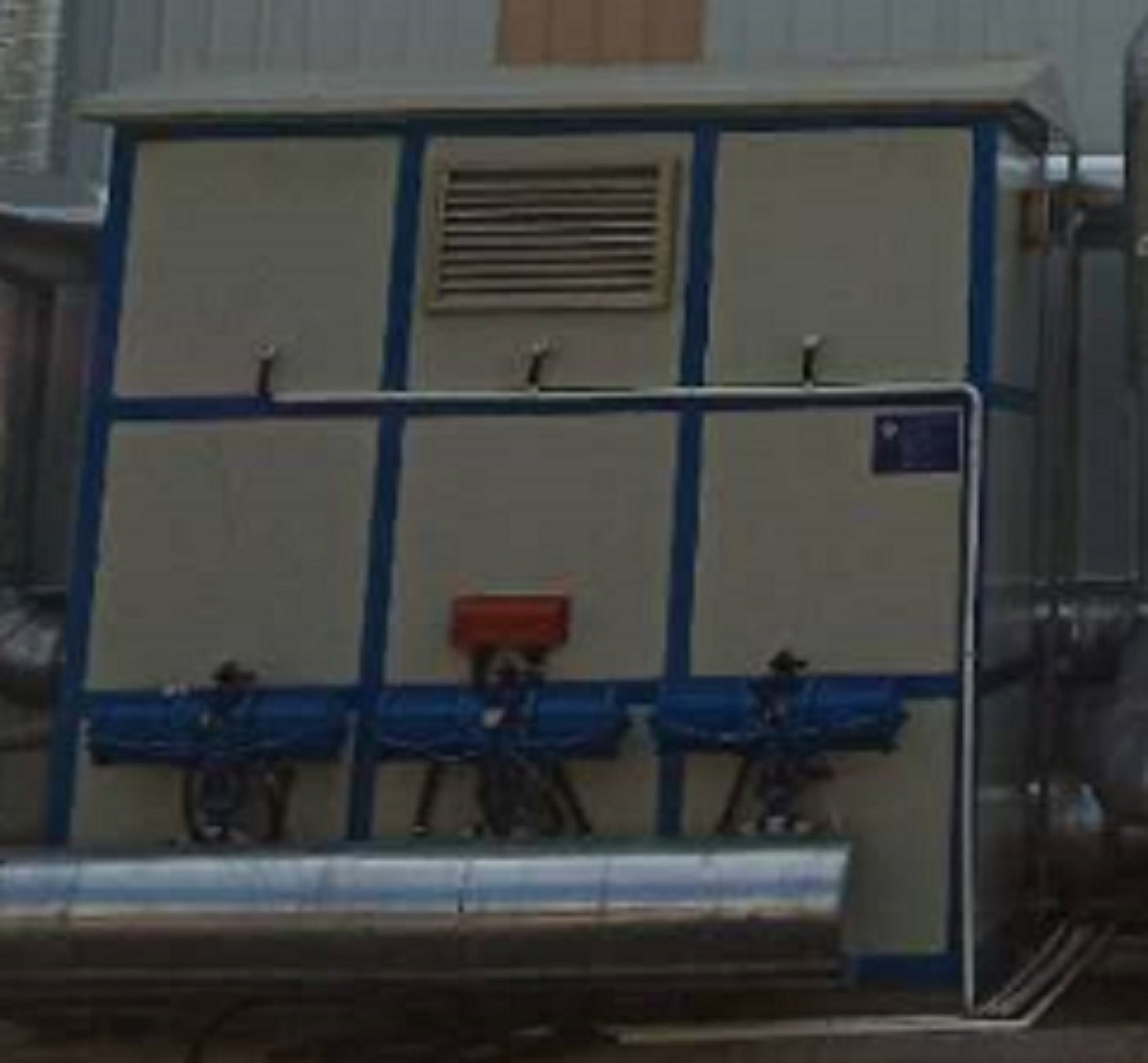 蓄热式催化燃烧净化器-RCO