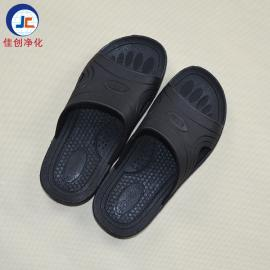 新款防静电SPU拖鞋劳保防静电拖鞋