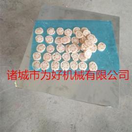 隧道式藕盒裹粉机挂粉机