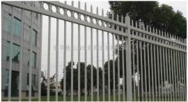 铁艺护栏镀锌栏杆锌钢护栏篱笆防护栅栏栏栅围墙绿化栏杆厂家