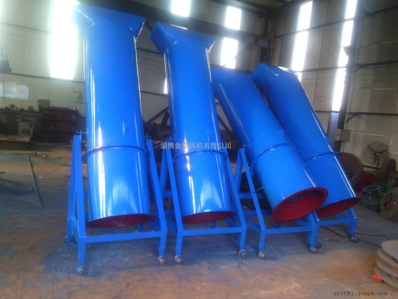 专业生产X45.25水泥窑筒体冷却风机