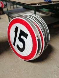 乡村公路标志牌 城市交通指示牌尺寸?公路指示牌制作厂家