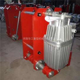 机车行走防风装置 起重机防风装置 YFX-710电力液压防风铁楔