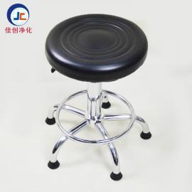 JC-8601E凳面PU发泡升降防静电椅子