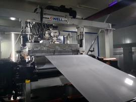 金韦尔光学级PC薄膜生产线
