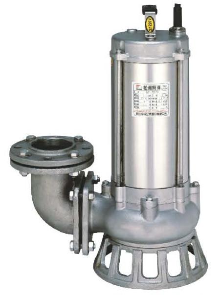 松河潜水泵 KA208B 松河不锈钢潜水泵、排污泵