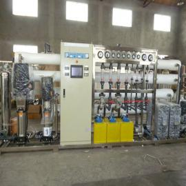 二级反渗透+EDI高纯水设备