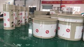 鲟鱼高密度养殖设备系统