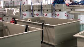 鱼塘网箱养殖设备 工厂化养殖设备