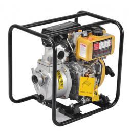 4寸防汛应急柴油机水泵