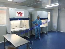 WOL 推荐生物安全实验室 规划 装修 改造