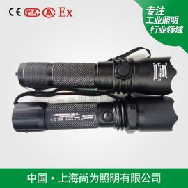shsw2101/sw2102强光防爆电筒消防适用防爆强光电筒防爆应急灯