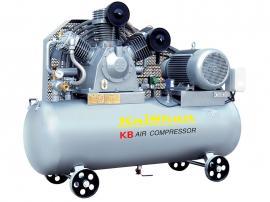 开山牌KB系列中压帮浦25/30/40千克循环备件式空压机