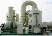 恒大废气处理设备 废气净化处理作用 固液分离达标排放