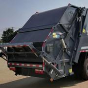 城市后装压缩垃圾车
