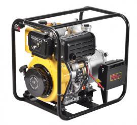 伊藤YT40DPE柴油机水泵4寸电启动